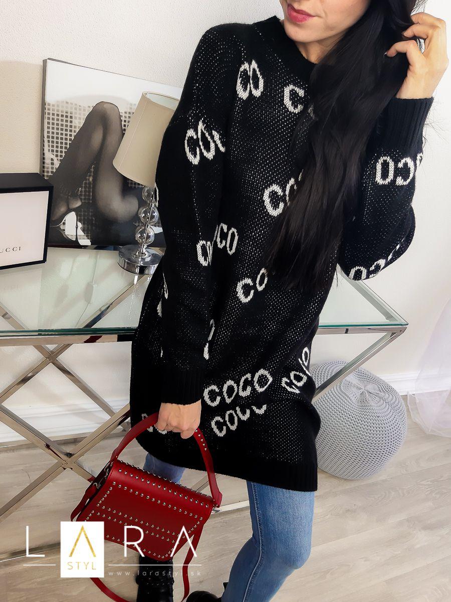 730ead2f90ab Predĺžený sveter Coco